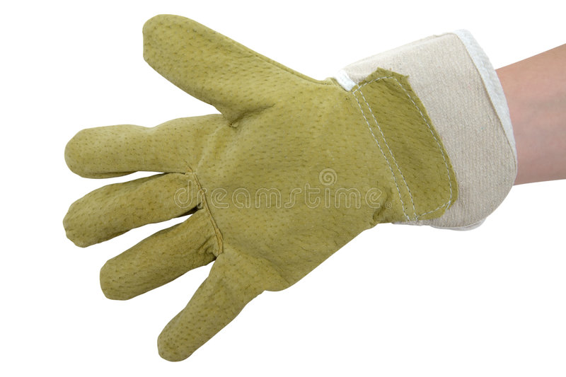 Protective Glove stock photos