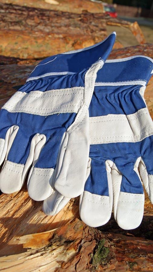 Protective Gloves Stock Photos