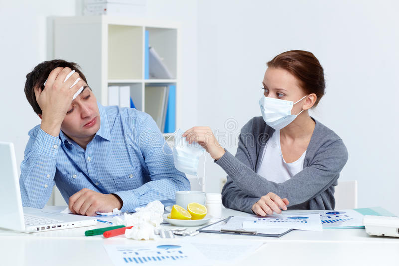 Download Protective measures stock image. Image of medical, companion - 25443591