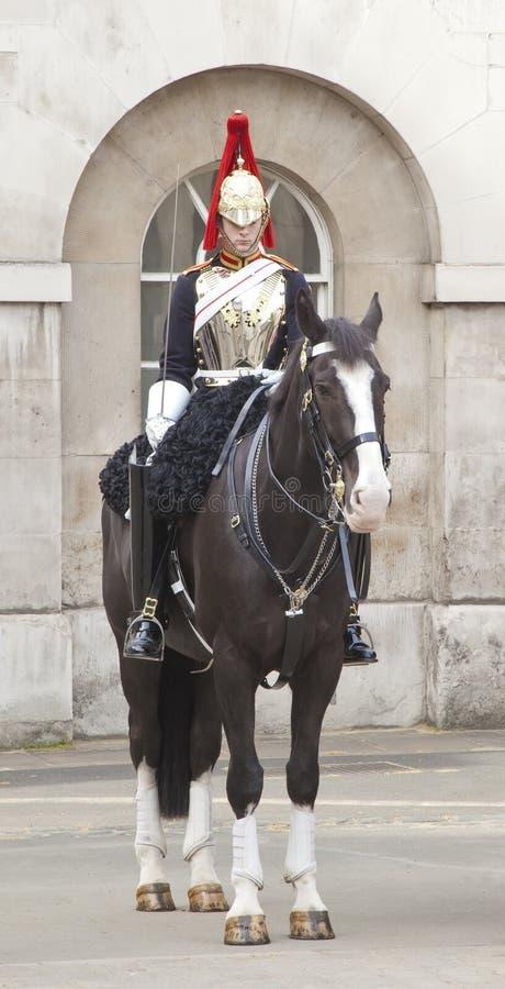 Protector de caballo imagenes de archivo