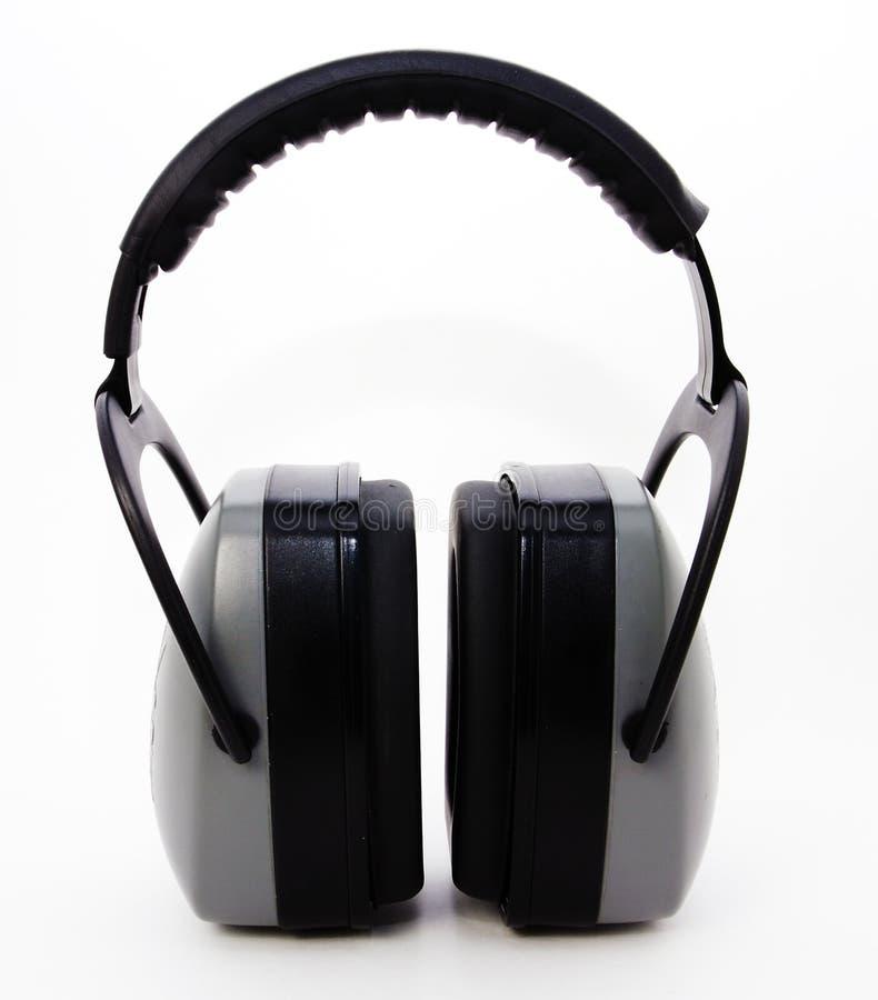 Protectores de oído imagenes de archivo