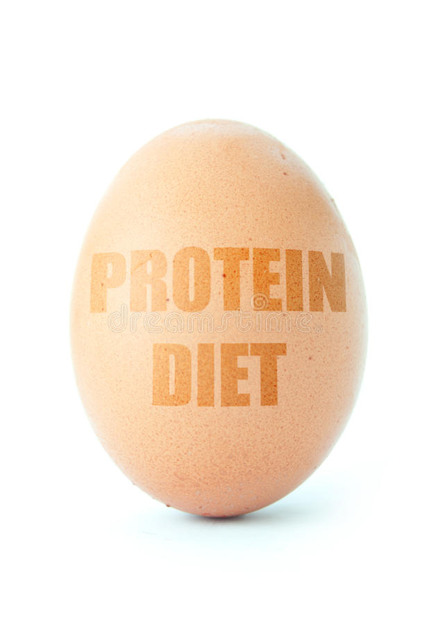 Protein diet royalty free stock photography