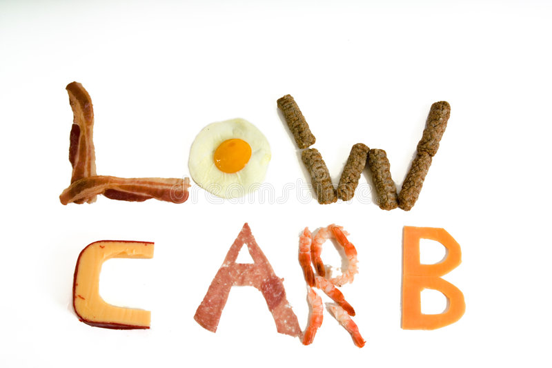 Protein letters stock photography