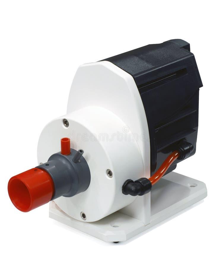 protein skimmer pump stock image image of venturi. Black Bedroom Furniture Sets. Home Design Ideas