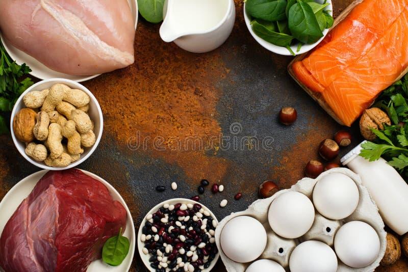 Lebensmittelreiche weiche Ernährung