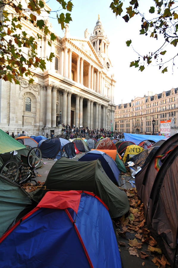 Protest camp