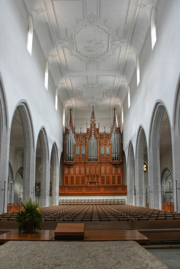 Free Protestant Church Royalty Free Stock Photo - 24998955