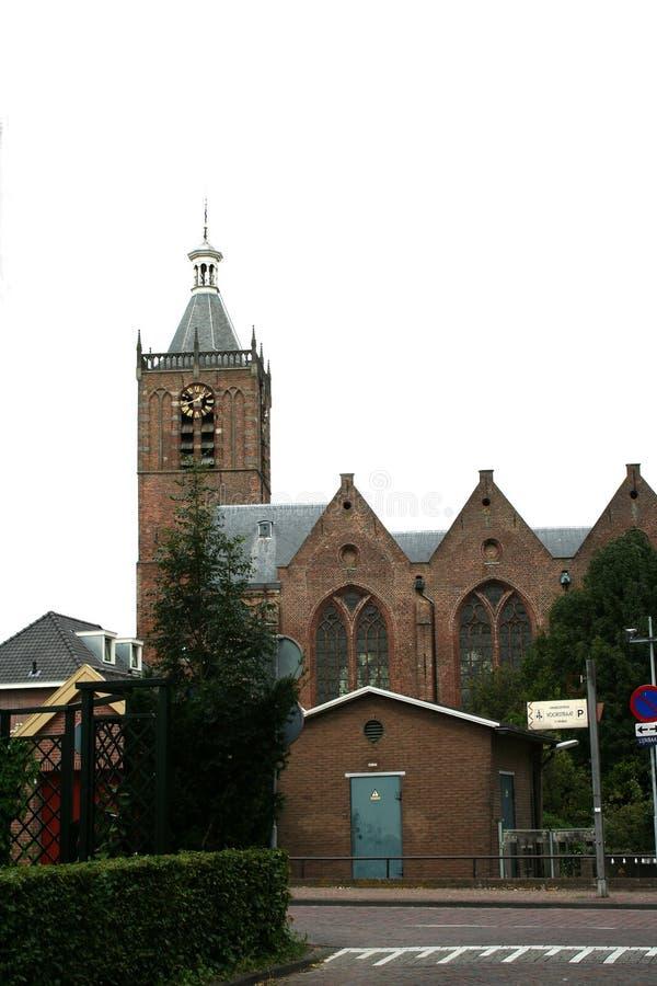 Protestantische Kirche die große Kirche stockfoto