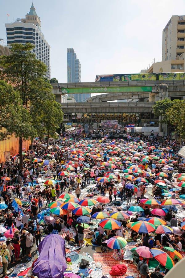 Protestateurs images libres de droits