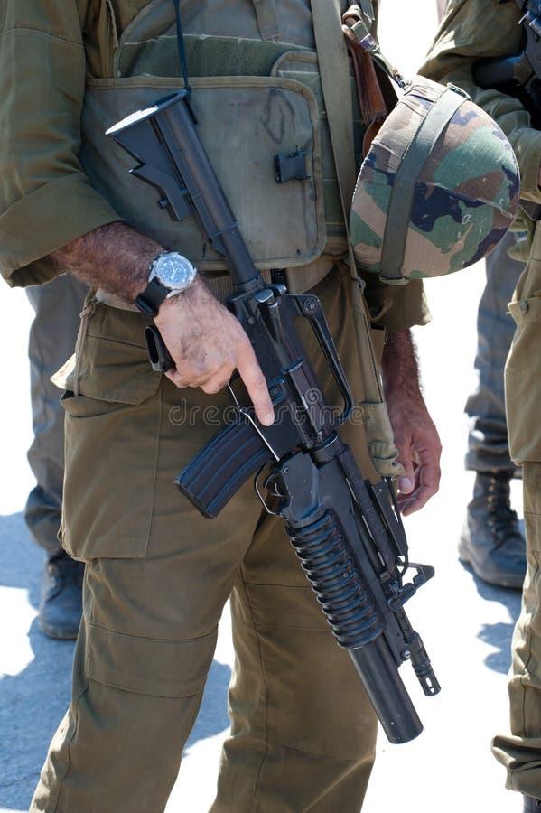 Protestation de la Cisjordanie photographie stock libre de droits