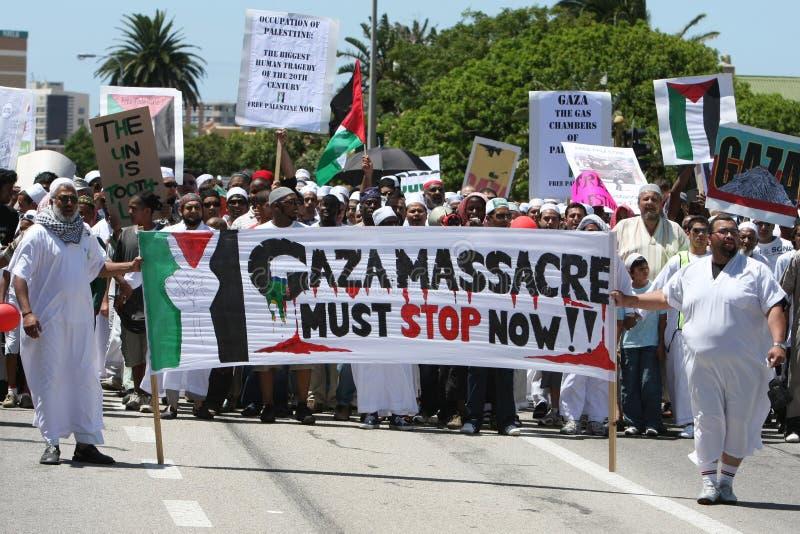 protestation de marche images stock