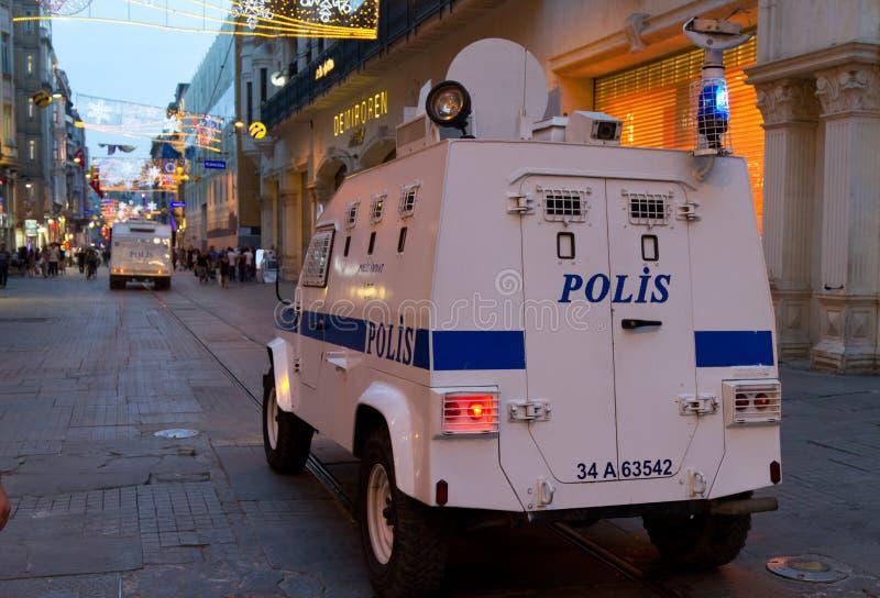 Proteste In Der Türkei Redaktionelles Stockbild