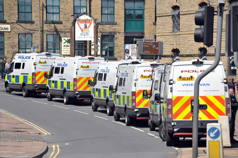 Download Protesters And Police At A Demonstration Editorial Stock Image - Image: 20386199
