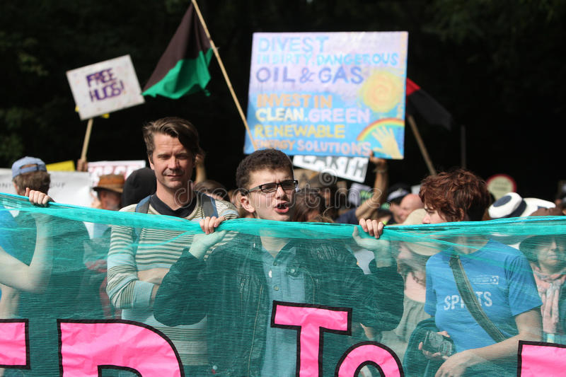 Protestos de Balcombe Fracking