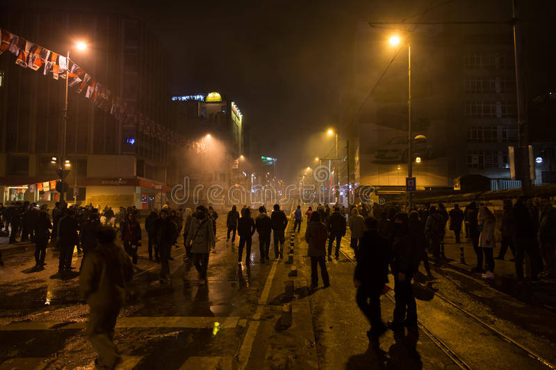 Download Protests in Turkey editorial photo. Image of party, liberty - 39504681