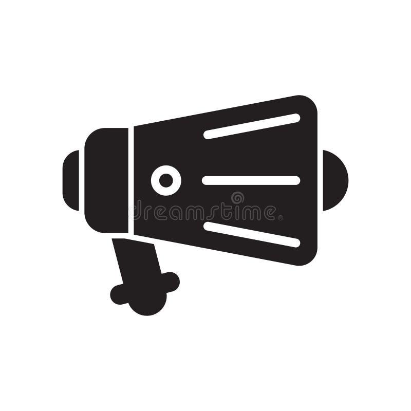 Protestsymbol som isoleras på vit bakgrund vektor illustrationer