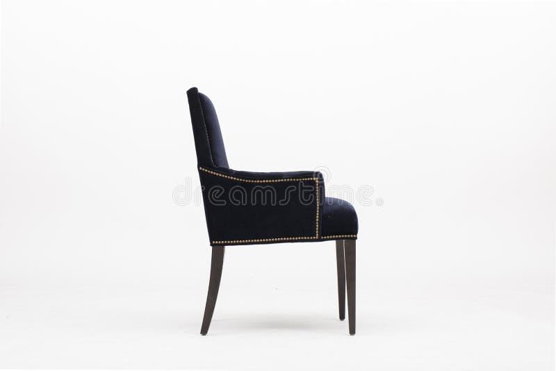 Protetor da cor escura e partes traseiras cora??o-dadas forma da cadeira - imagem ilustração do vetor