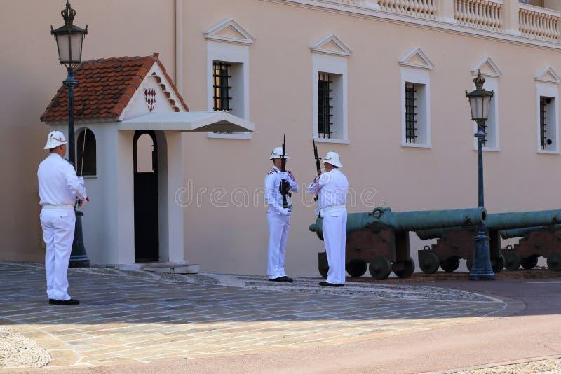 Protetor de Mônaco foto de stock royalty free