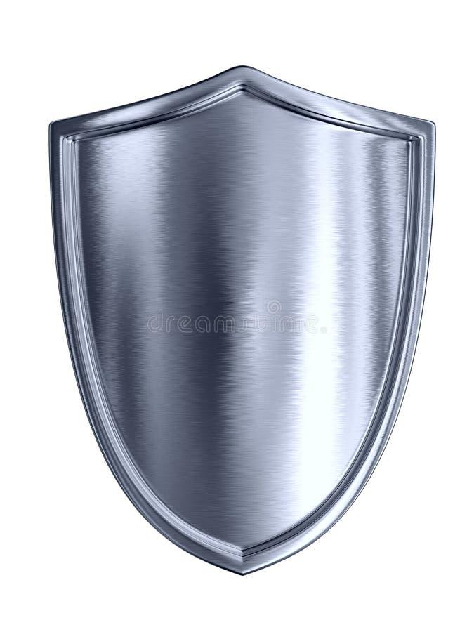 Protetor do metal ilustração do vetor