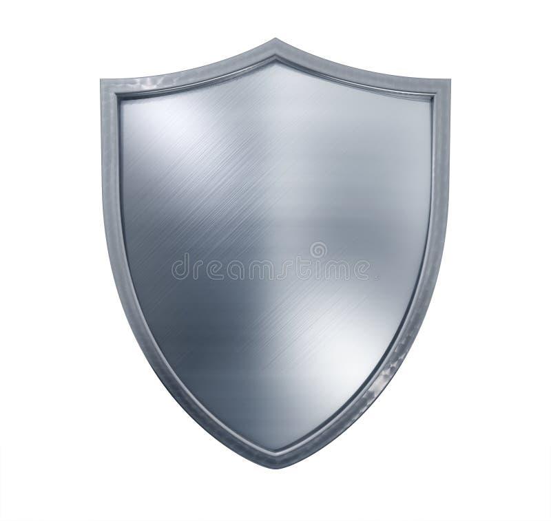 Protetor do metal ilustração royalty free