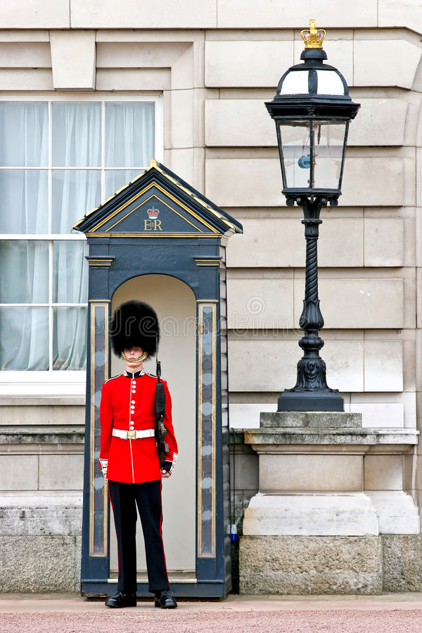 Protetor real fotografia de stock royalty free