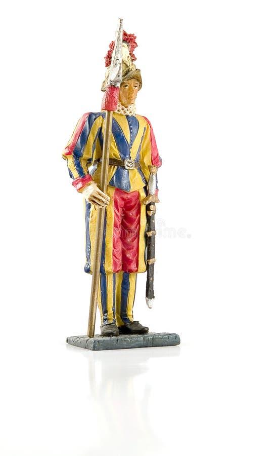 Protetor romano fotos de stock