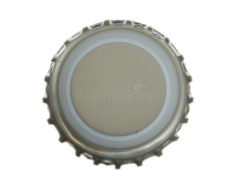 Protezione della birra - vista dalla parte interna fotografia stock