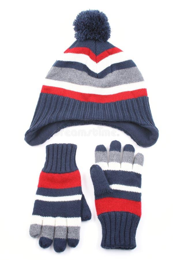 Download Protezione e guanti immagine stock. Immagine di wintertime - 3149967