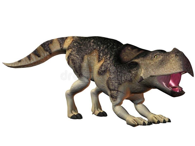 protoceratops royalty ilustracja