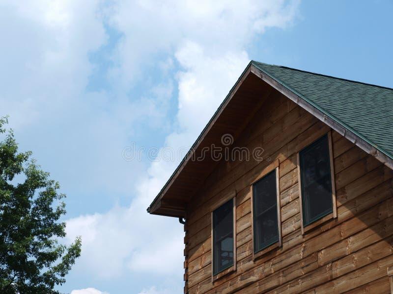 Protokoll-Kabine Roofline stockbilder