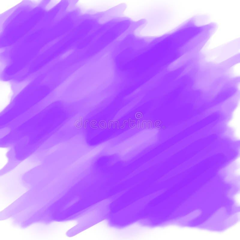 Proton pourpre - papier de peinture de brosse photo stock