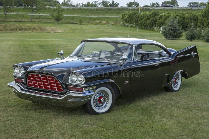 Prototipo de Chrysler 300 foto de archivo libre de regalías