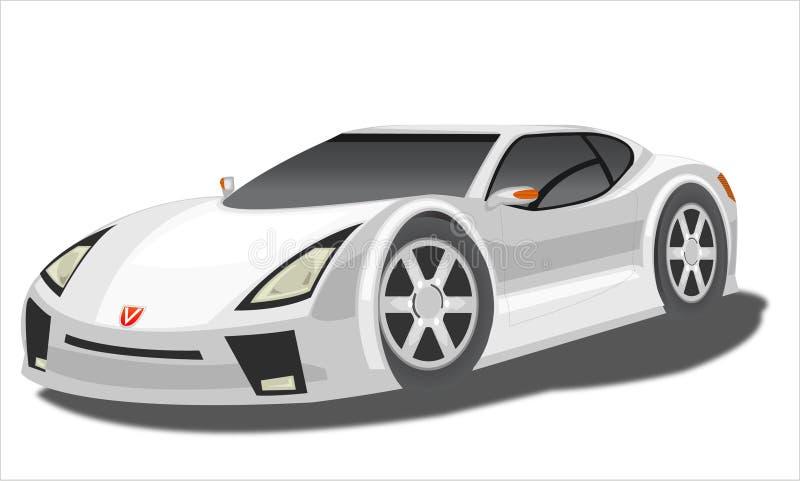 Prototype Car Stock Photo