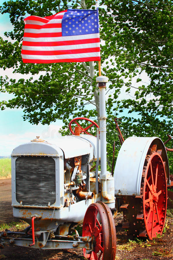 Proud American Roots royalty free stock photography