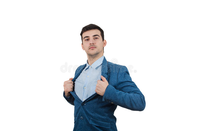 Proud of yourself stock image