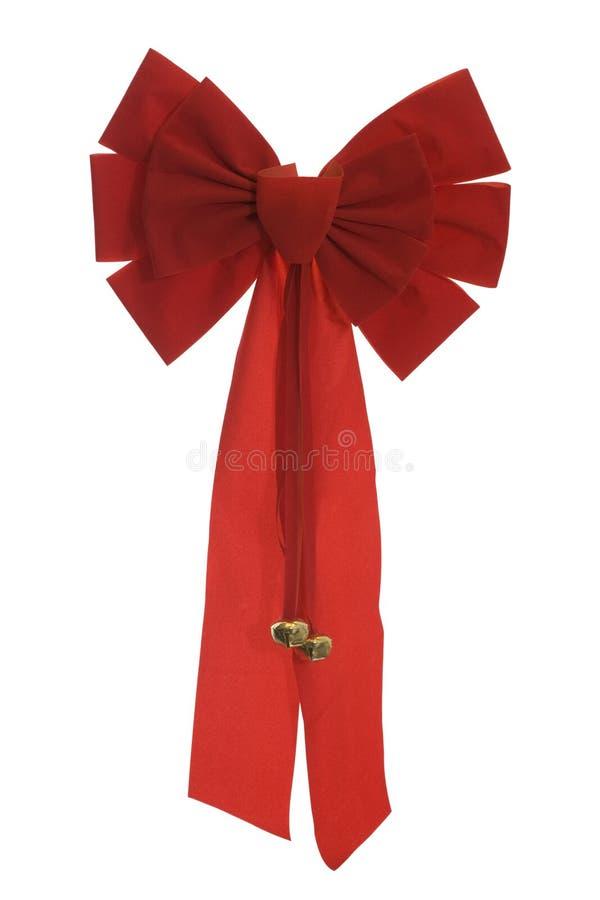 Proue décorative de Noël photographie stock