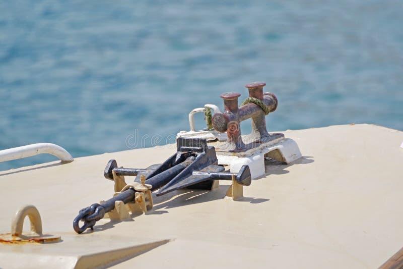 Proue de bateau photo libre de droits