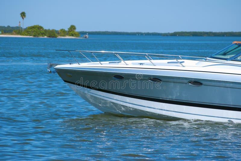 Proue de bateau photographie stock libre de droits