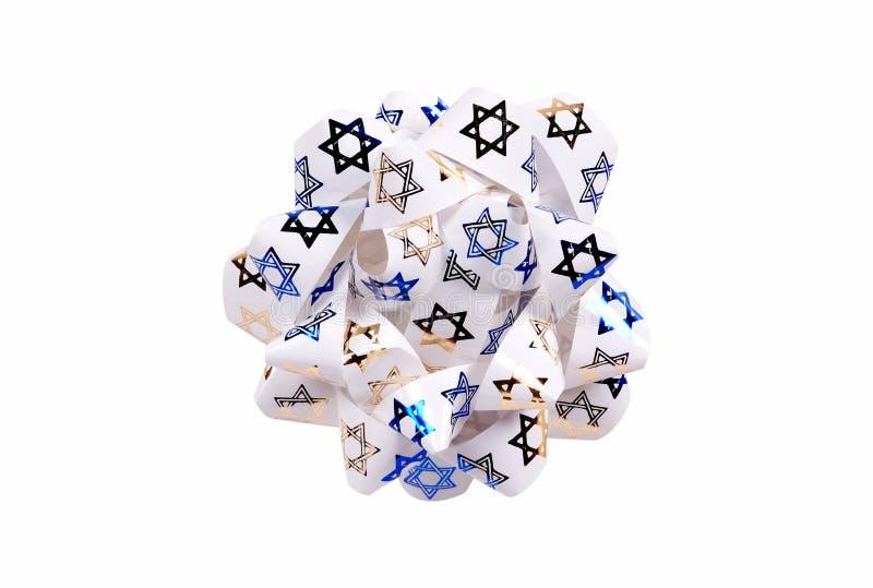 Proue de Chanukah photos stock