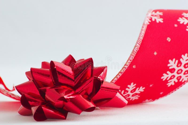 Proue et bande de Noël photos stock