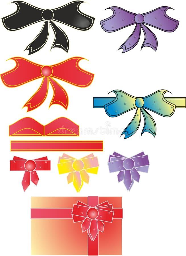 Proues Et Cadeaux Photos stock