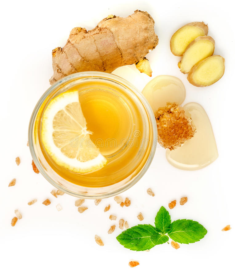 Proven Health Benefits of Ginger Can Treat Many Forms of Nausea, Especially Morning Sickness? Ginger Contains a Substance Prevent. Cancer? Ginger Powder May stock photo