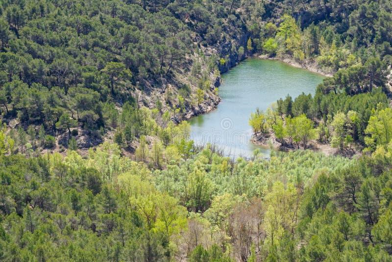 provencal krajobrazu obraz stock