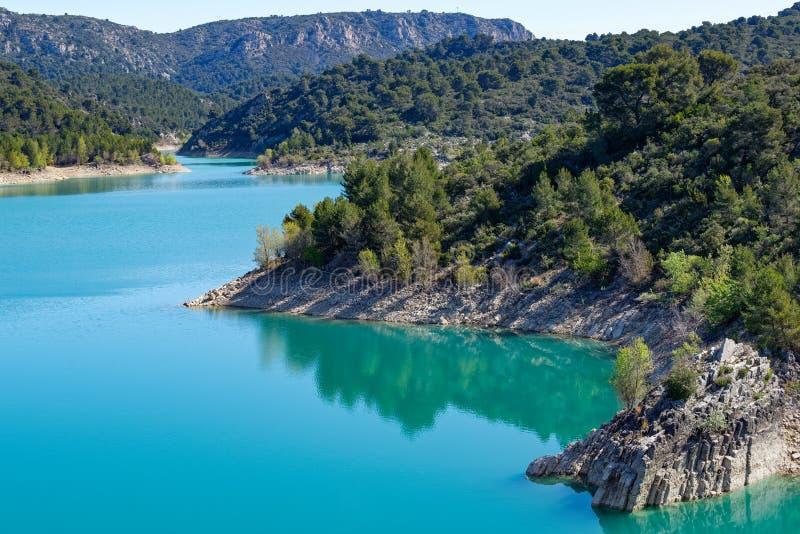 provencal krajobrazu fotografia stock