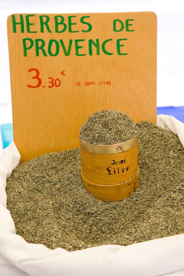 provencal kryddor royaltyfri foto