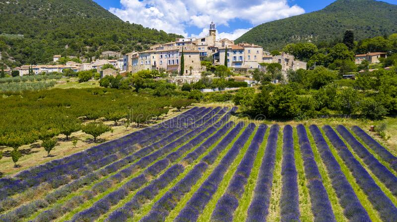 Provence in France royalty free stock image