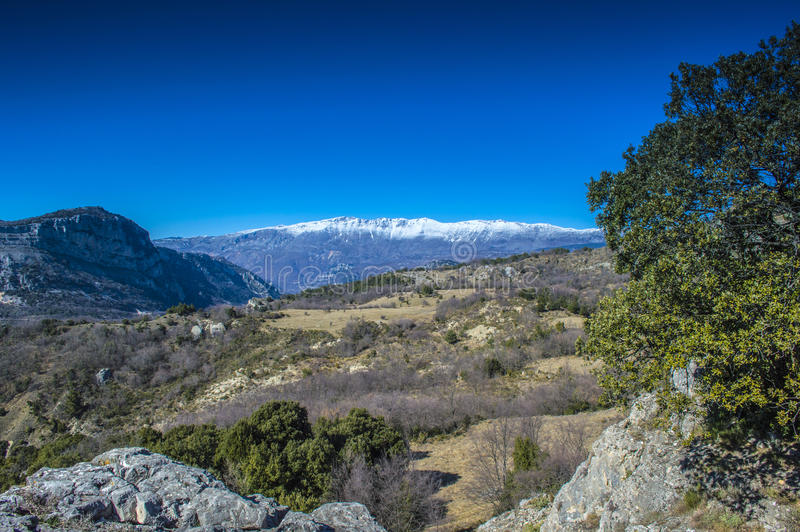 Download Provence landscape stock photo. Image of cliff, round - 38639280