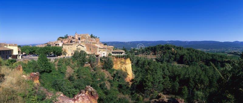 Provence - Roussillion lizenzfreie stockfotos