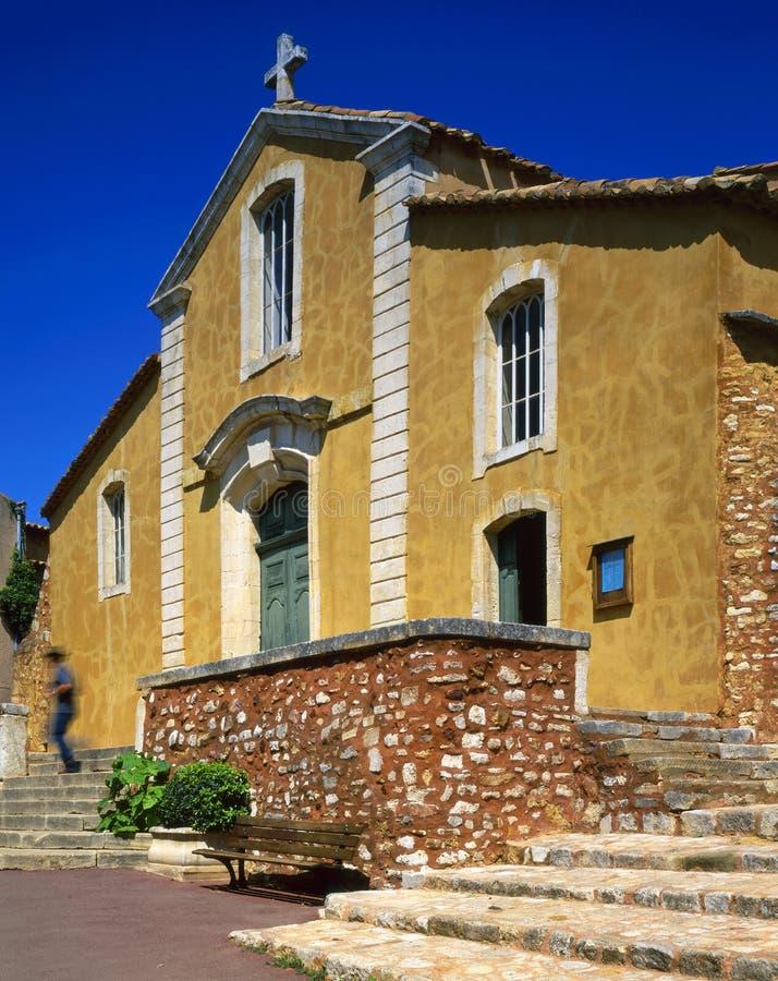 Provence - Roussillion stockfoto
