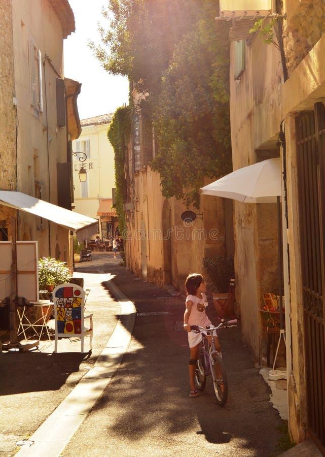 Provence ulica zdjęcia royalty free